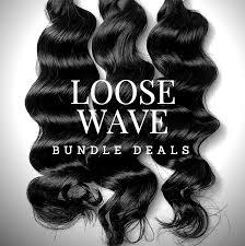 pics of loose wave hair loose wave bundle deals brazilian hair 3 bundles
