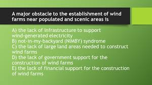 Not In My Backyard Unit 11 U2013 Renewable Energy Ppt Download