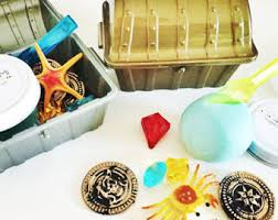 Treasure Chest Favors by Pirate Favors Etsy