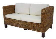 divanetto vimini set di tavoli e sedie da esterno in vimini ebay
