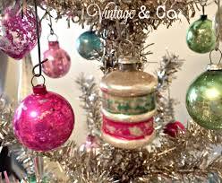 let s talk vintage 114 vintage feather tree ornaments vintage co
