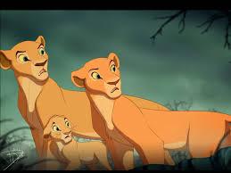 lion king story beginning