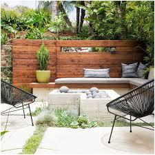 backyards trendy concrete block retaining wall hillside