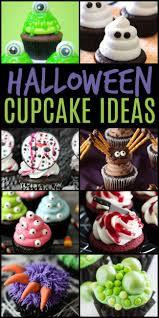 halloween cupcake ideas this u0027s life blog crafty crazy mom