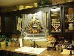 primitive kitchen ideas black cabinets and the rustic colors of fall u003c i agree it u0027s