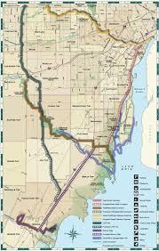 Camp Dearborn Map 31 Best Biking Images On Pinterest Biking Trail And Michigan