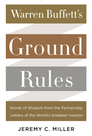 warren buffett u0027s ground rules book review