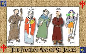 way of the pilgrim the pilgrim way of st