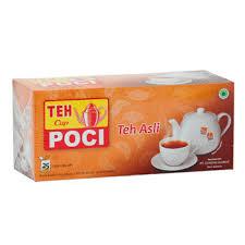 Teh Poci pt jerindo jaya abadi teh cap poci teh asli 25