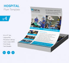 stunning hospital flyer template download free u0026 premium templates