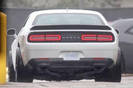 Dodge Challenger Off Road - 2018 dodge challenger srt demon to debut at 2017 new york auto