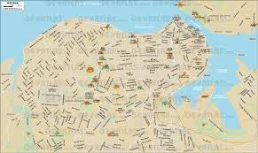 San Francisco Map Pdf by Geoatlas City Maps Havana Map City Illustrator Fully