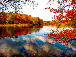 Connecticut scenery images Fall colors around usa jpg