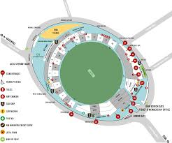 find your way around the kia oval kia oval