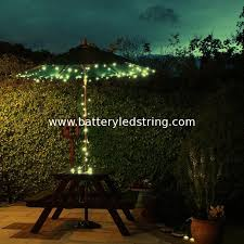 Solar Powered Tree Lights - 100led outdoor warm white solar powered christmas lights