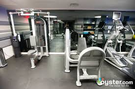 fitness center at the paramount hotel oyster com