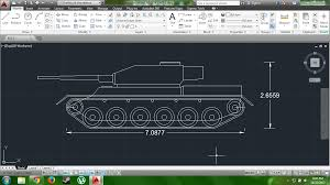 drawing tanks using autocad off topic world of tanks official