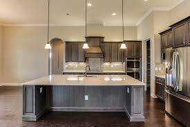 Kitchen Cabinet Makers Melbourne New Kitchen Construction With Marsh Cabinets Stanisci Hood And