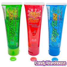 Where To Find Rock Candy Ooze Tube Liquid Candy Dispensers 12 Piece Box Candywarehouse Com