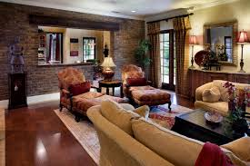 tuscan wall paint ideas for living room high ceiling and pictures