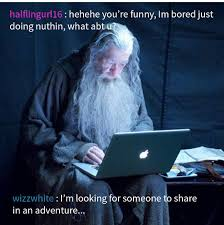 Wizard Memes - meme watch tech support gandalf is the only installation wizard you