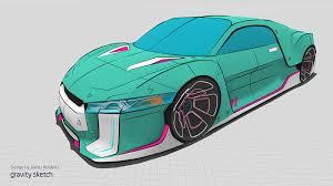 auto design software reality is speeding up vehicle design