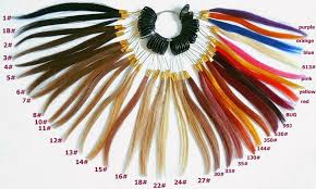 hair color rings images Hair colour ring hair extensions company ireland jpg