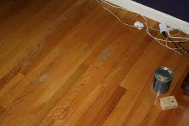 How Do You Polyurethane Hardwood Floors - how to clean mold from a wood floor 4 steps