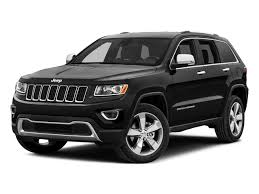 jeep cherokee 2015 price 2015 jeep grand cherokee utility 4d overland 2wd prices values