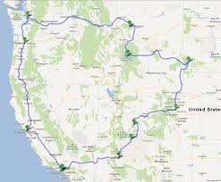 United States America Map by Road Trippin All 50 States Bucket List Pinterest Trips This