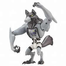 mundo magiko ben 10 benwolf