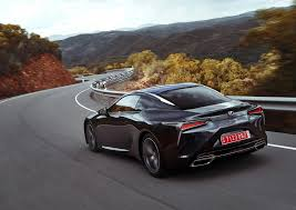 lexus lc 500 acceleration imagine driving this lexus lc 500 u2013 drive safe and fast