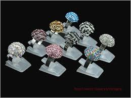 jewelry rings wholesale images 2018 wholesale popular jewelry box decoration black white clear jpg