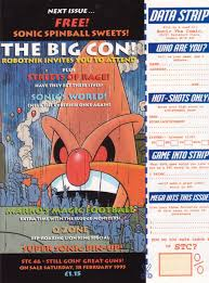 Angebot K Henblock Uk Print Archive Sonic The Comic Issue 045 Cbr Ukpa