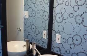 decor small bathroom wallpaper ideas amazing bathroom wallpaper