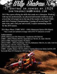 Make Me A Resume Online Motocross Resume Resume For Your Job Application