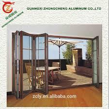 Aluminium Patio Doors Prices by Temporary Folding Door Temporary Folding Door Suppliers And