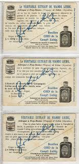 Si E De Set Liebig Oxo S925 In The X6 1908 G Vg Gu417