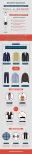 fashion tips that will get people noticing you if your body type is tall u0026 skinny this infographic is for you