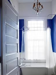 shower curtain ideas for small bathrooms small bathroom decorating ideas hgtv