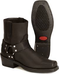 short black motorcycle boots durango short harness boots country outfitter
