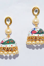 buy earrings online earrings buy fancy earring for men women online at craftsvilla