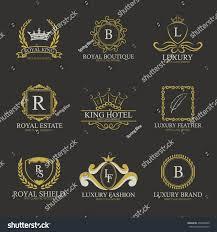 luxury logo collectiondesign boutique hotelresortrestaurant