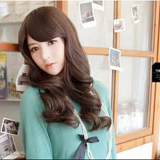 long layers with side bangs asian asian long hairstyles with bangs