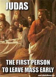 Catholic Memes Com - man in the woods the 70 dankest catholic memes
