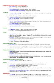 Resume Sample Yale by An Outline Of Jose Rizal U0027s Life