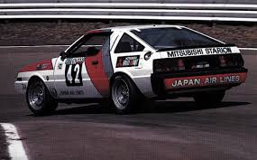 mitsubishi japan video the starion a mitsubishi that didn u0027t just race on dirt