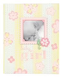 cr gibson photo albums baby memory book lulu