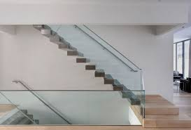 Contemporary Staircase Design 20 Glass Staircase Wall Designs With A Graceful Impact On The