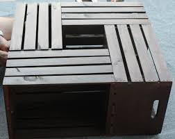 coffee tables wood crate coffee table wooden craft crates u201a trunk